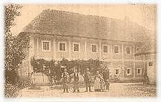 Der Hof im Jahr 1883